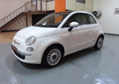 FIAT 500 1.4 LOUNGE 100 CV